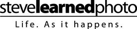 Steve Learned Photo Logo